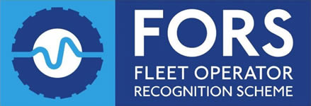 FORS - Fleet Operator Recognition Scheme - Accredited