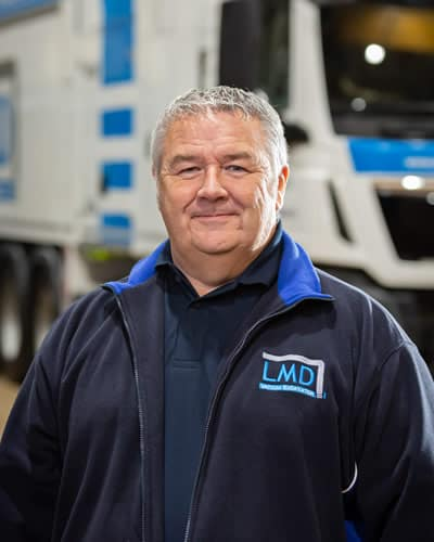 Mick Dysart - Director of LMD Vacuum Excavation